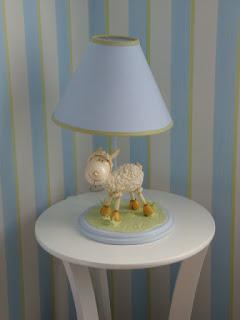 Cosas que necesitamos para la cuna o cuarto de nuestros - Lampara habitacion bebe ...