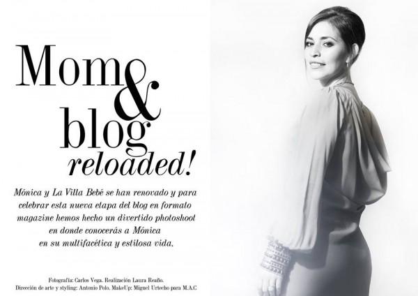 Mom & Blog Reloaded