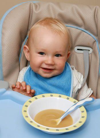 Anemia en la alimentaci n complementaria por qu la villa beb - Con cuantos meses se sienta un bebe ...