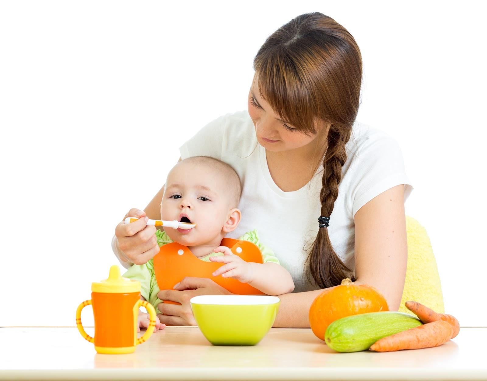 Anemia en la alimentaci n complementaria por qu la villa beb - Alimentacion bebe 7 meses ...