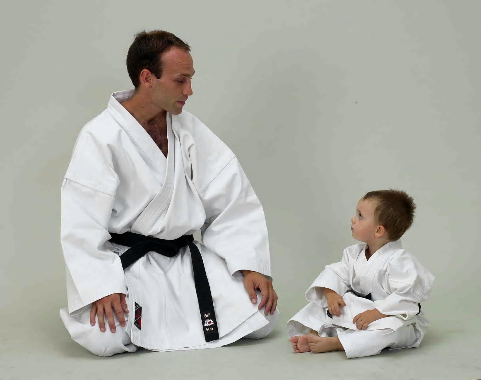 Descubre los múltiples beneficios de las artes marciales en