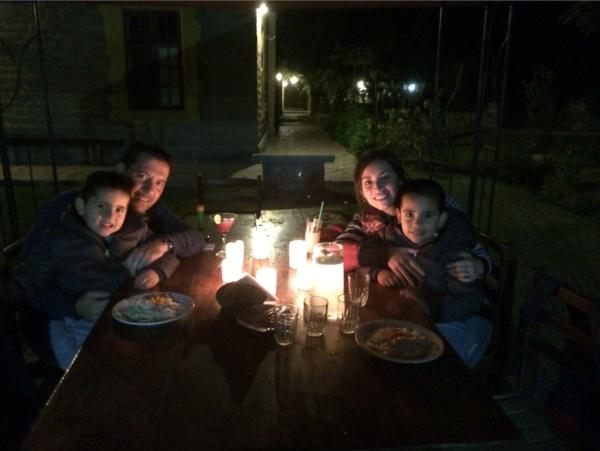 El refugio de santiago