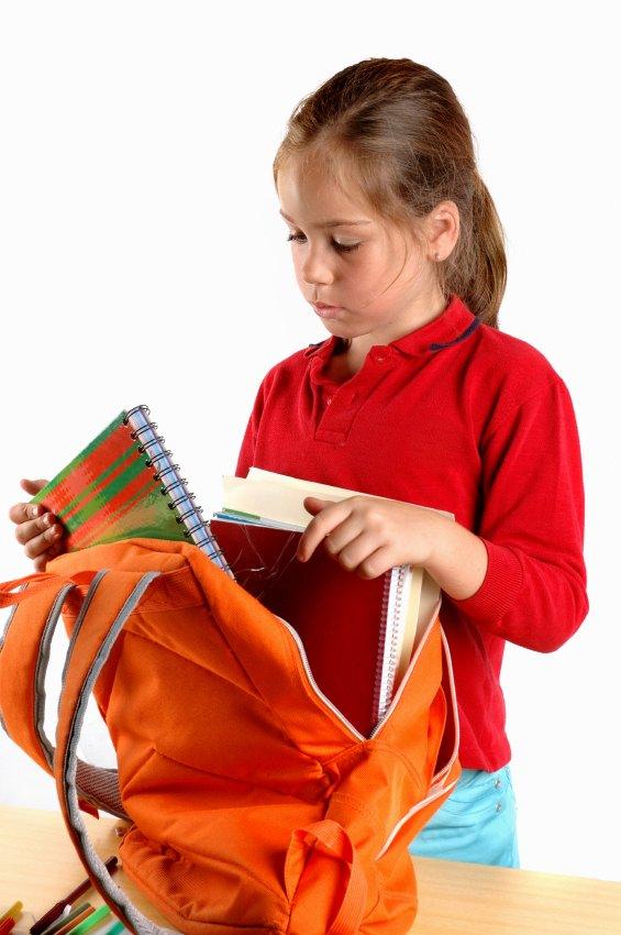 Organizando La Rutina Escolar
