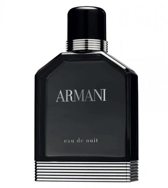 La Nuit de Giorgio Armani. Para alguien más elegante. Es el complemento perfecto para alguien que le presta mucha atención a su apariencia.