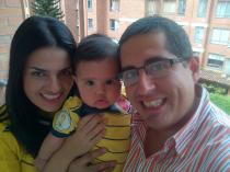 Renzo y familia