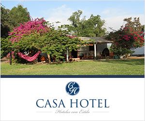 Casa Hotel - Casa Caral