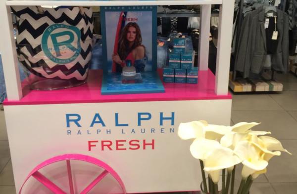 """""""Me ha inspirado en el espíritu libre y moderno y siempre me ha gustado incorporar lo lúdico en muchas de mis colecciones"""" - Ralph Lauren"""