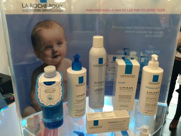 Productos La Roche Posay para pieles sensibles