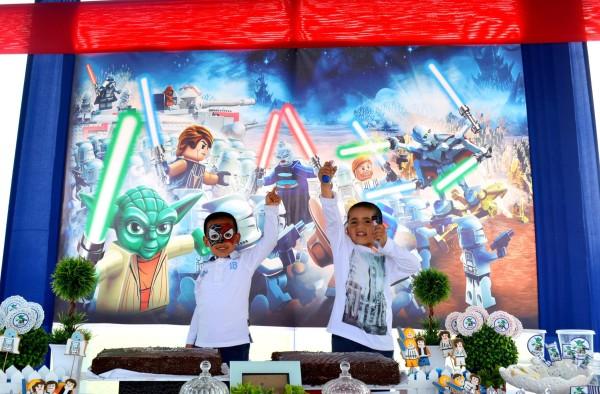 Star Wars Alvaro y Alejandro