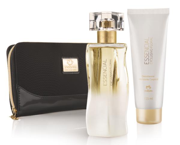 """Perfume """"Essencial Exclusivo Floral"""""""